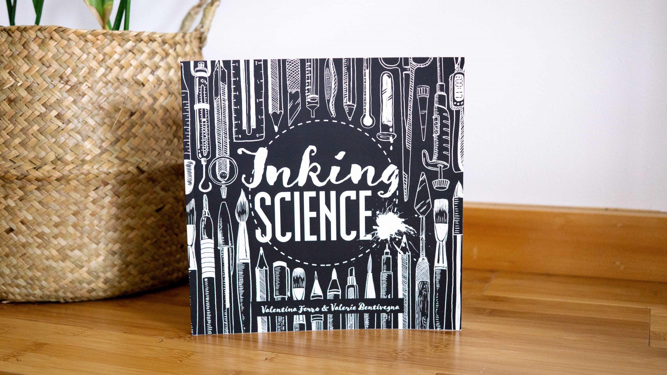 Inking Science (paperback) – Defective copies