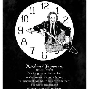Richard Feynman Limited Edition Print