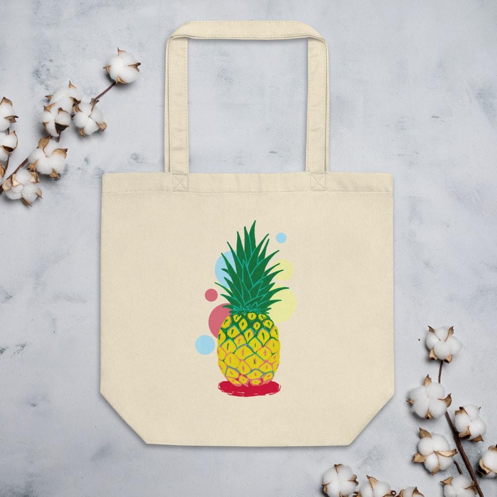 Pineapple Eco Tote Bag