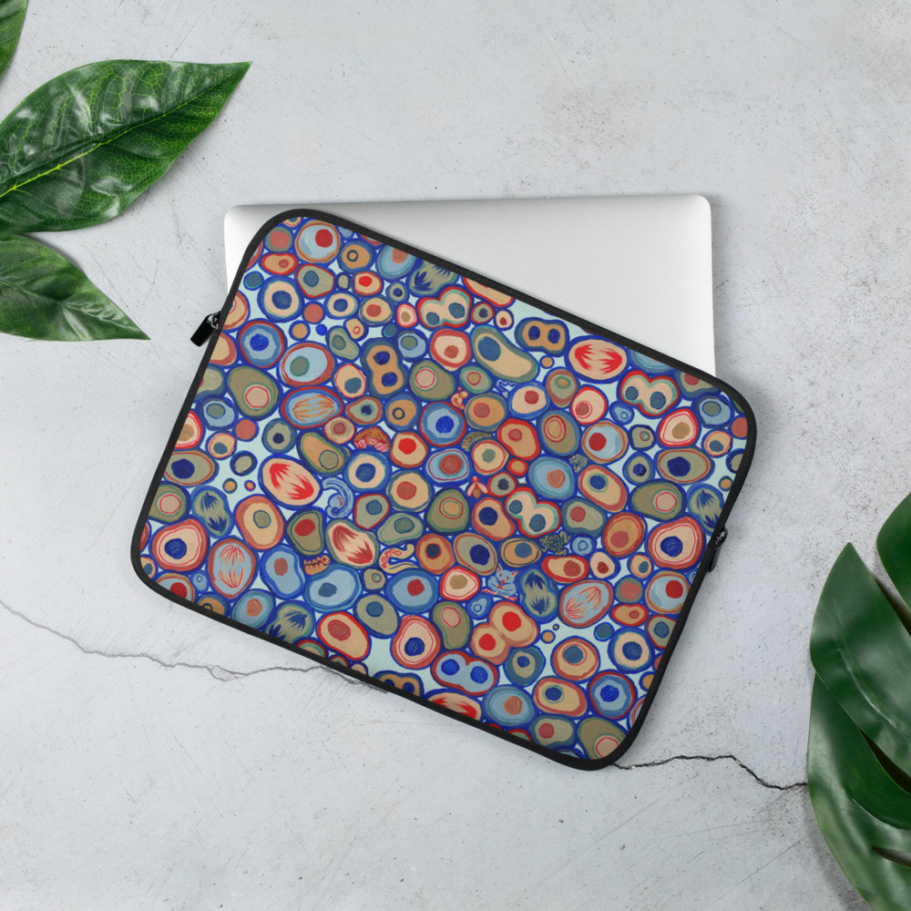 Cell Pattern – Laptop Sleeve
